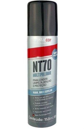 NT70 - VIDROS E ACRÍLICOS IMPERMEABILIZANTE INSTANTÂNEO 150ML - PERFORMANCE ECO