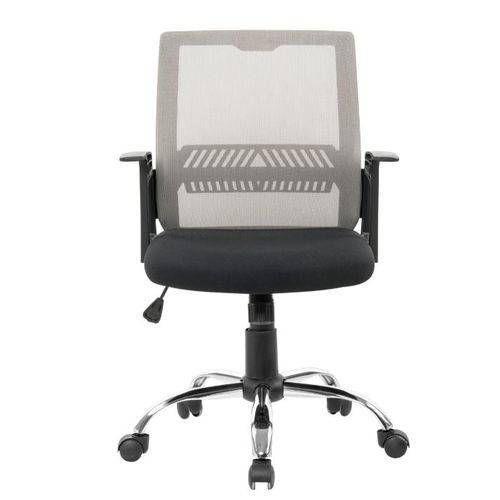 Cadeira Secretária Office Cinza Atlanta