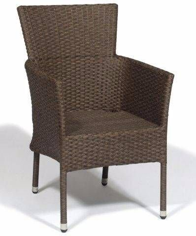 Cadeira Odder Fibra Sintética para Jardim