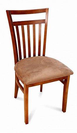 Cadeira de Jantar em Madeira Maciça Larissa
