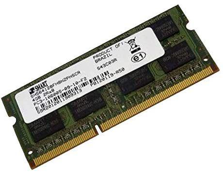 MEMORIA RAM DDR3 NOTEBOOK 4gb 1333mhz SMART 2rx8