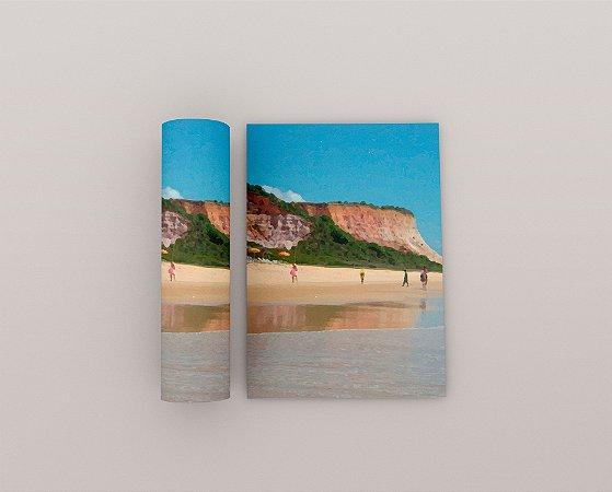 Quadro Praia - Coleção Bahia - Falésias de Trancoso