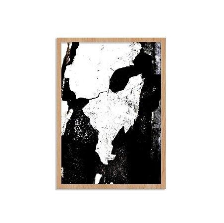 Quadro Abstrato - Cheio e Vazio