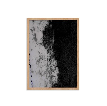 Quadro Abstrato - Fuligem