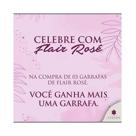 Combo Celebre com Flair Rosé -4 garrafas