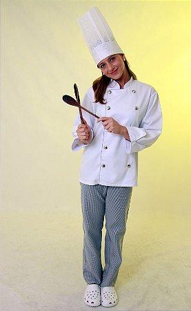 2 Calça Chef