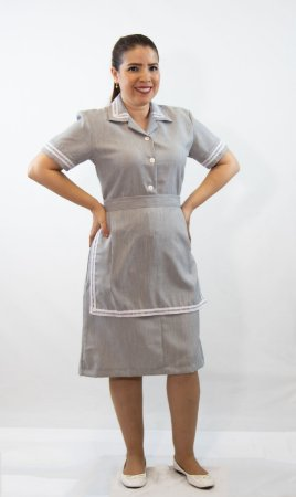 1 Vestido Ponto Palito