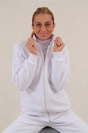 2 Blusa de Moletom com ziper