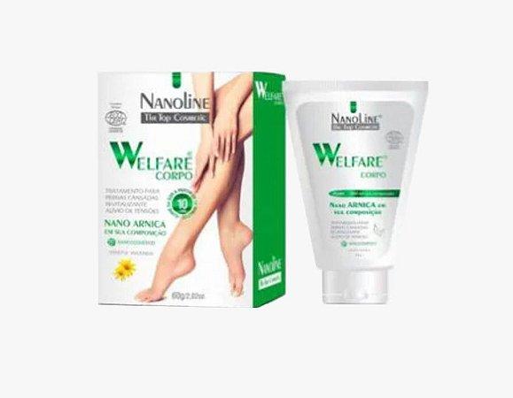 NANOLINE WELFARE - Alívio de dores musculares
