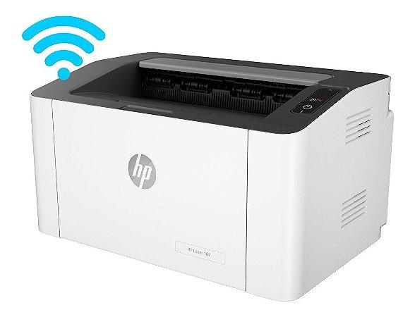 Impressora HP Laser 107W Wireless