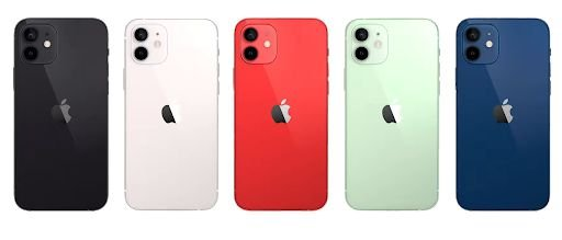 Celular Apple iPhone 12  4Gb de ram ios14