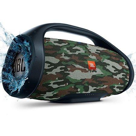 Alto-falante JBL Boombox 2 portátil com bluetooth