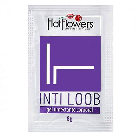 INTI LOOB LUBRIFICANTE 8G HOT FLOWERS