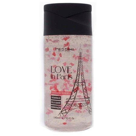 LOVE IN PARIS SABONETE LIQUIDO 140ML PESSINI