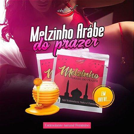 MELZINHO ARABE DO PRAZER ESTIMULANTE FEMININO 5G CHILLIES