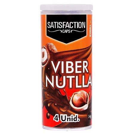BOLINHA VIBER NUTELLA 04 UNIDADES SATISFACTION