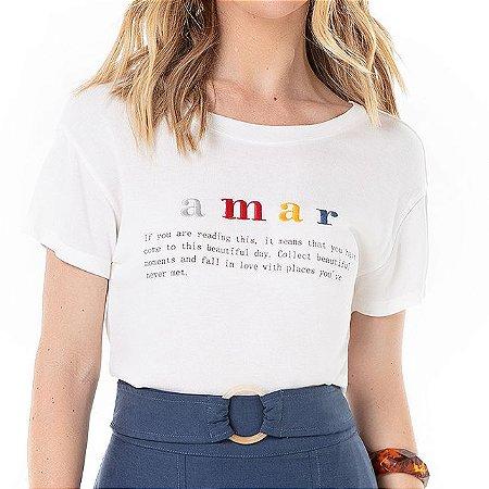 T-shirt Amar - Ref.:026730