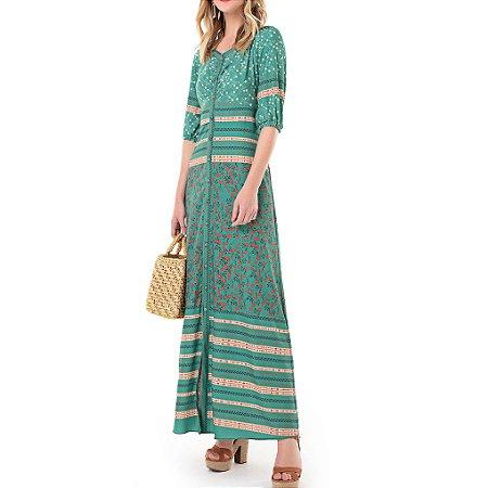 Vestido Longo Florir - Ref.:100876