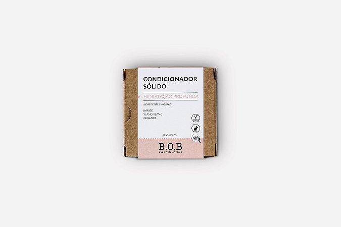 Condicionador Sólido Hidratação Profunda B.O.B 55g