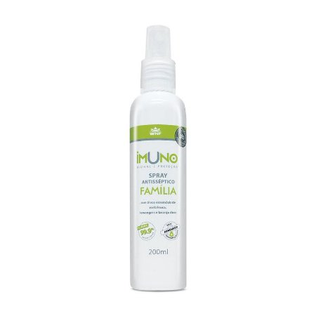 IMUNO Spray Antisséptico Família WNF 200ml