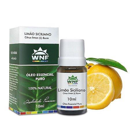 Óleo Essencial Limão Siciliano WNF 10ml
