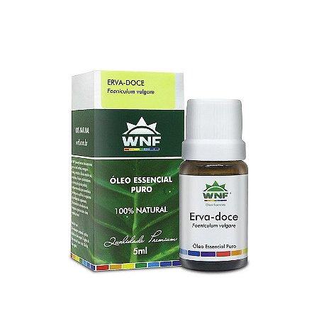 Óleo Essencial Erva Doce Orgânica WNF 5ml