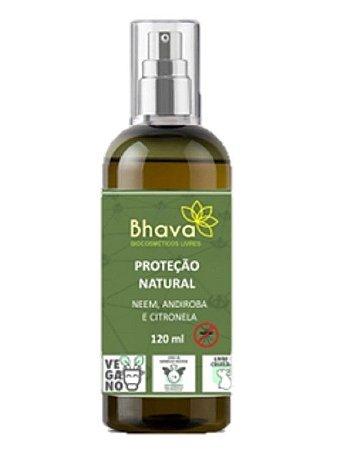 Proteção Natural Repel Bhava 120ml
