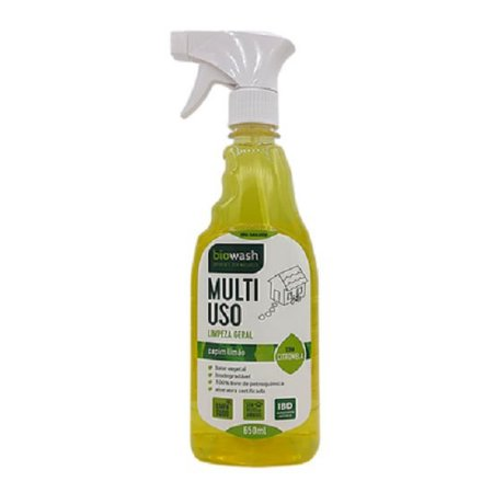 Multiuso Capim Limão Biowash Refil 650ml