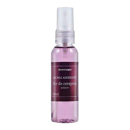 Spray de Ambiente Aromagia Flor de Cerejeira 60ml WNF