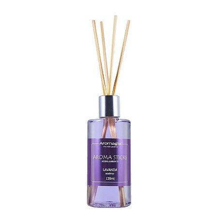 Difusor Aroma Sticks Aromagia Lavanda 120ml WNF
