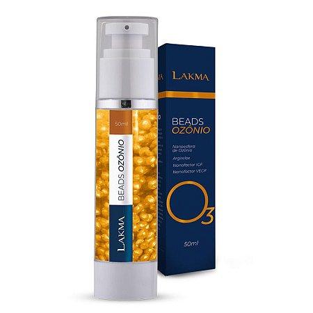 Beads de Ozônio anti-envelhecimento 50ml Lakma
