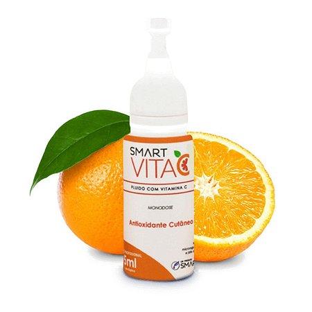 Smart Vita C Antioxidante Cutâneo 5 Monodoses de 5ml Smart GR