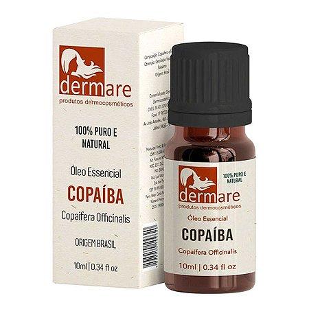 Óleo Essencial Copaíba 10ml Dermare