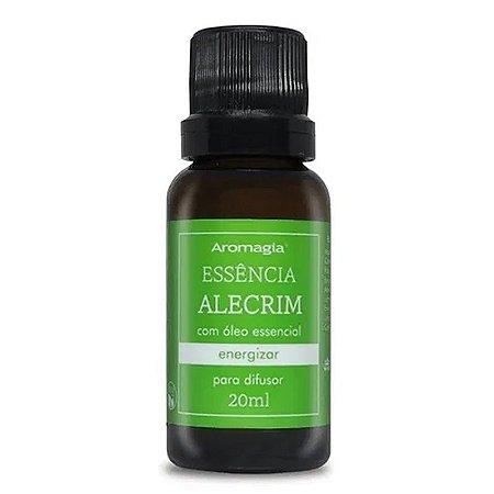 Essência Pura Aromagia Alecrim 20ml WNF