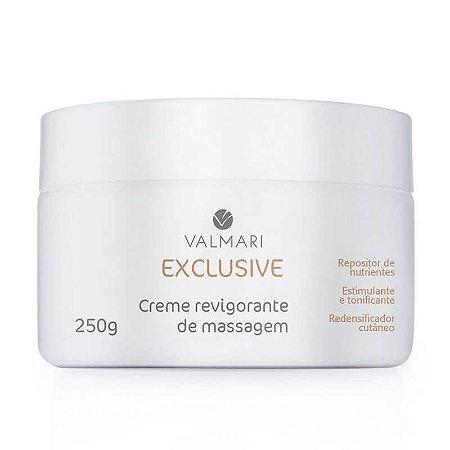 Exclusive Creme Revigorante De Massagem Valmari 250g