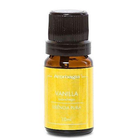 Essência pura Vanilla Aromagia 10ml WNF