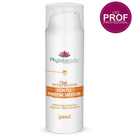 Ionto Preenchedor Intense Booster Phytobeauty 50ml