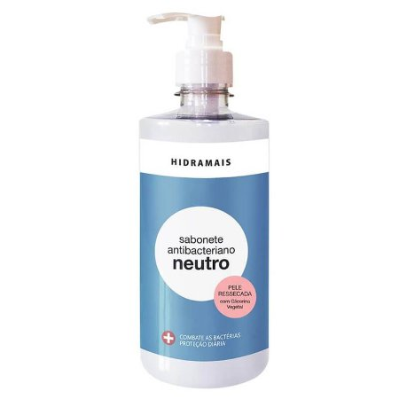 Sabonete Antibacteriano Neutro Hidramais 500ml