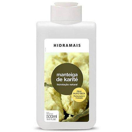 Loção Corporal Hidramais Manteiga De Karité 500ml