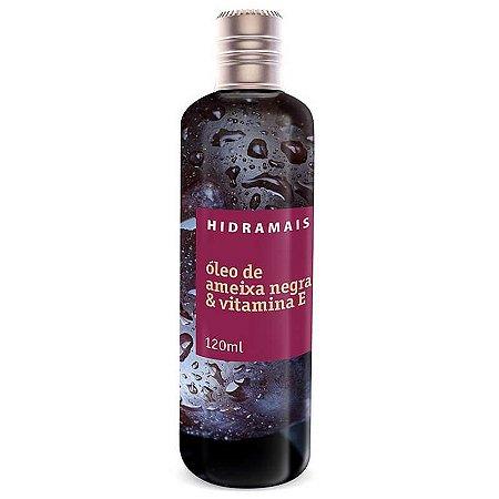 Óleo De Ameixa Negra E Vitamina E Hidramais 120ml