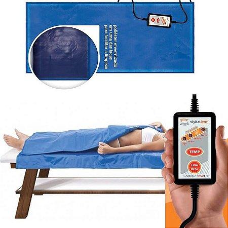 Manta Térmica Estética com Infravermelho Saco de Dormir Styllus Smart Bivolt