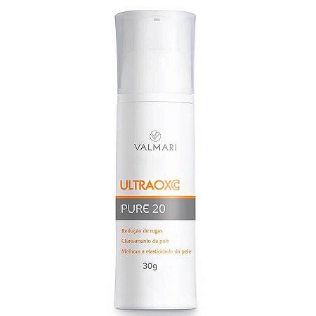 Serum Vitamina C Pura 20% Ultraox C Valmari 30g