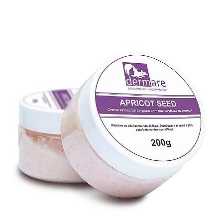 Creme Esfoliante Apricot Seed Dermare 200g