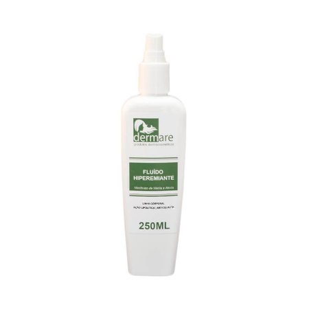 Fluído Térmico Hiperemiante 250g Dermare