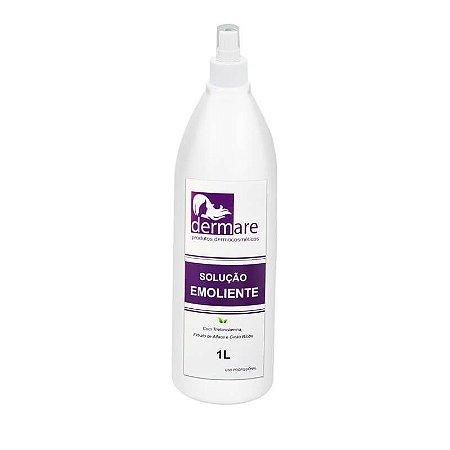 Solução Emoliente Dermare com Trietanolamina 1L