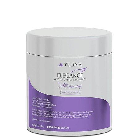 Gel Esfoliante Elegance Nano Dual-Peeling Tulipia 500g