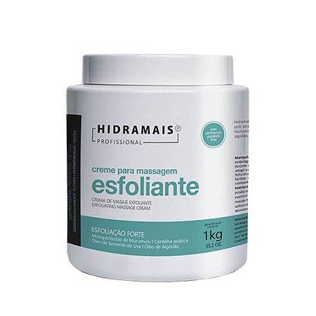 Creme para Massagem Esfoliante Forte Hidramais 1kg