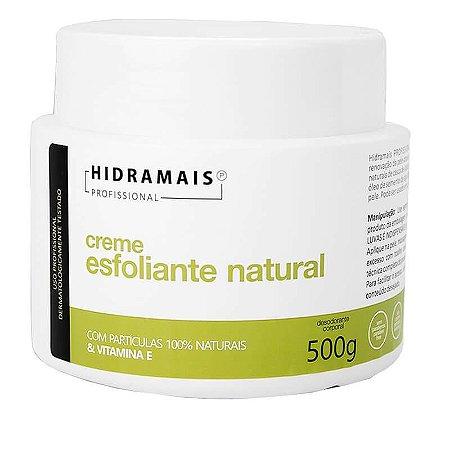 Creme Esfoliante Natural Hidramais com Vitamina E 500g