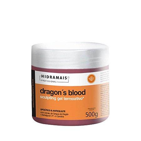Gel Termoativo Dragon's Blood Hidramais 500g