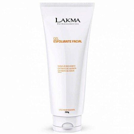 Gel Esfoliante Facial Lakma 250g